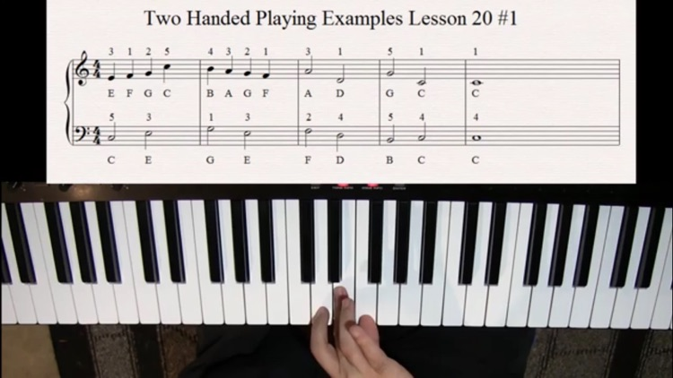 Easy Piano Lessons screenshot-3