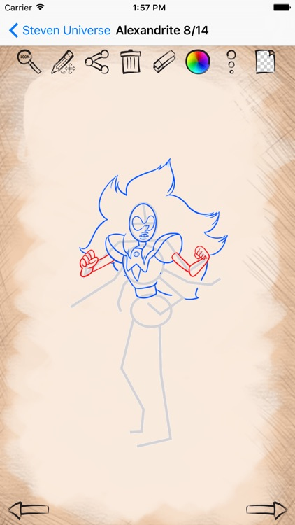 Drawing Tutorials for Steven Universe screenshot-3
