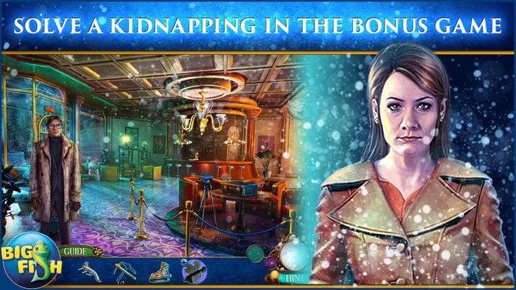 Danse Macabre: Thin Ice - A Mystery Hidden Object Game (Full) screenshot-3