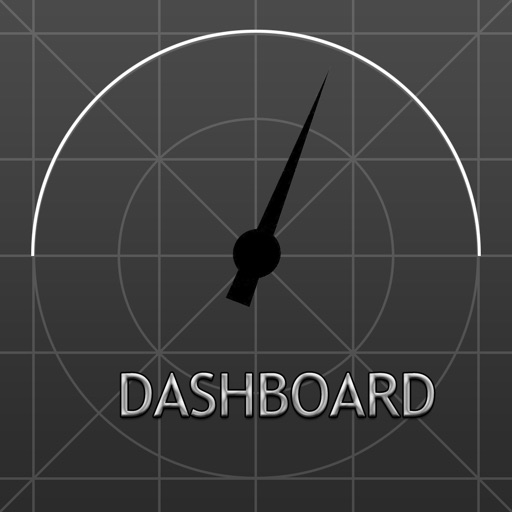 Dashboard - for båter og biler