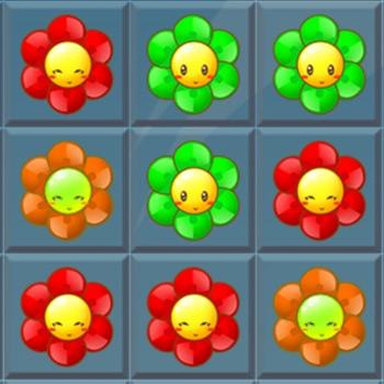 A Flower Power Knotty