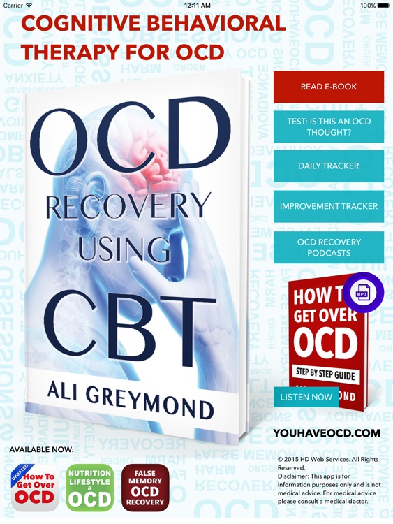 OCD Recovery Using CBT HD