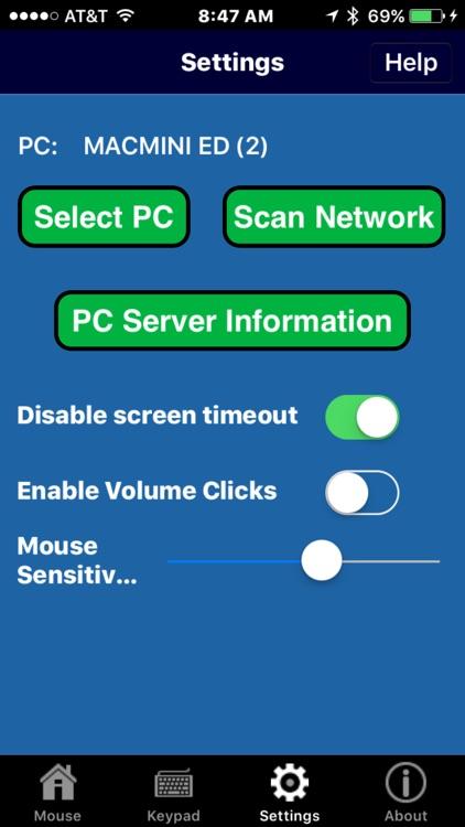 DX iMouse screenshot-3