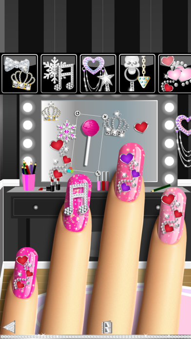 Nail Salon Pro™ Featuring Prism and Glitter Style Polish