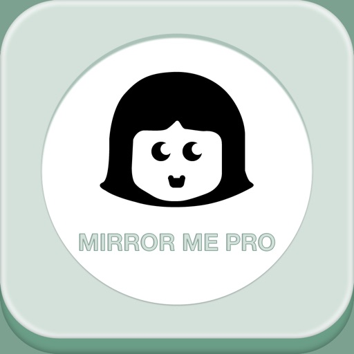MirrorMe Professional - horizontal reverse your front facing camera photos