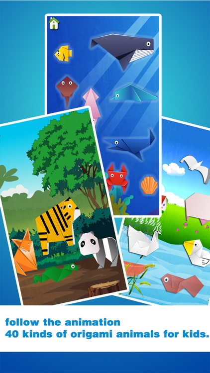 Origami (animal) screenshot-1