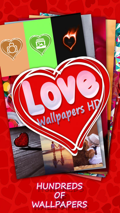 Love Wallpapers HD - Customize Your Home Screen With Romantic Backgrounds-0