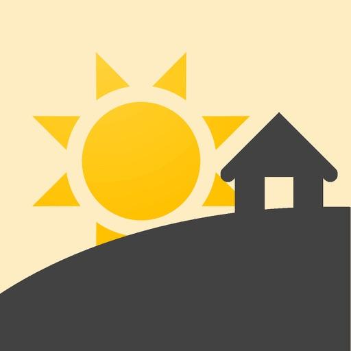 太陽位置確認-逆光対策標識判定アプリ