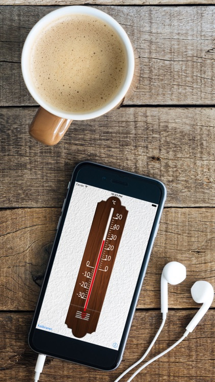real-time thermometer