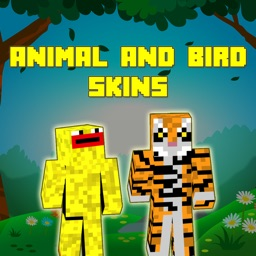 Animal & Bird Skins - Best Ultimate Collection for Minecraft Pocket Edition