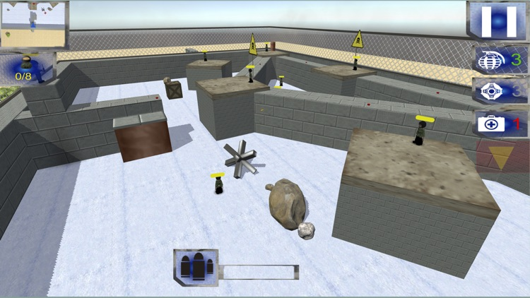 Captain Blue screenshot-3