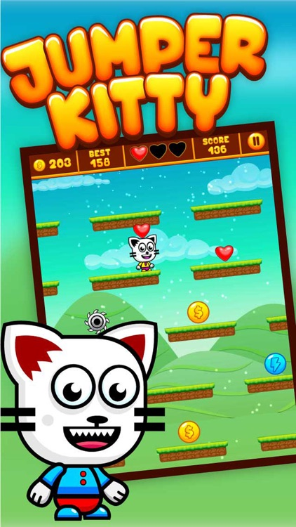 Jumper Kitty
