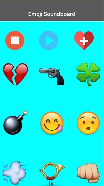 Emojis Soundboard