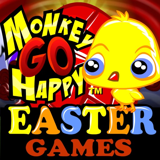 Monkey GO Happy Easter Games