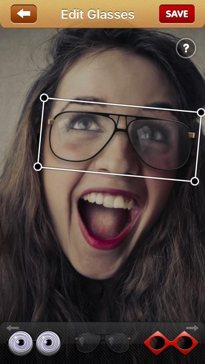 iGLASSES Pro - 200 HD glasses available screenshot-3