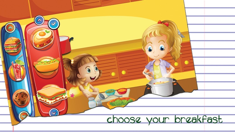 Rock The Preschool - A Complete Educational Learning Game For School Days screenshot-3