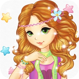 Dress Up Games For Girls & Kids Free - Fun Beauty Salon With Fashion Spa Makeover Make Up