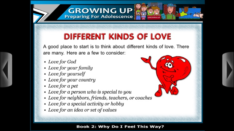 Growing Up: Why Do I Feel This Way? screenshot-3
