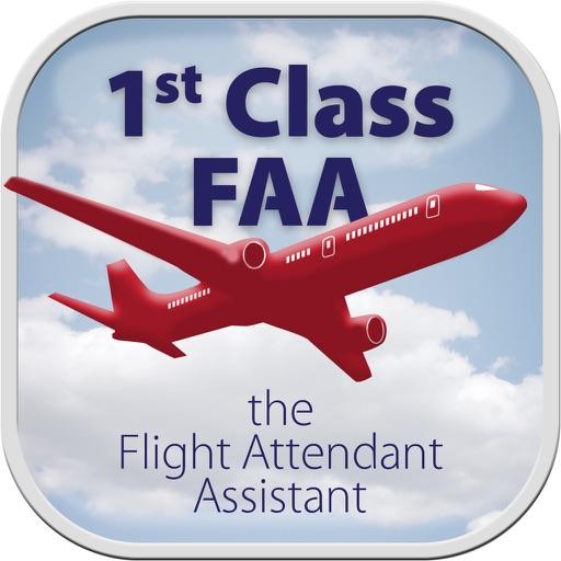 First Class Flight Attendant Assistant HD