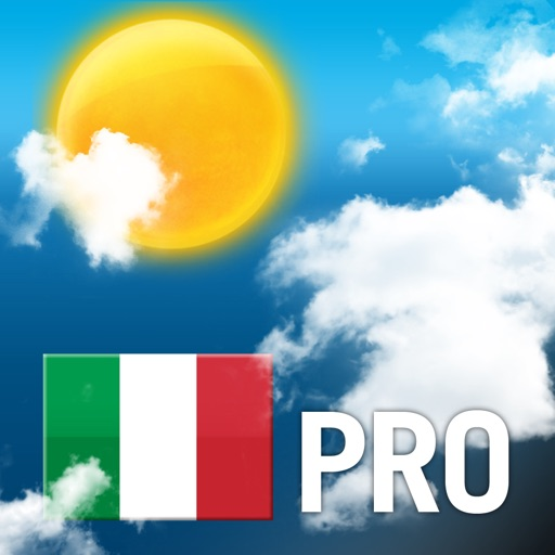 Weather for Italy Pro