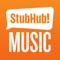 Discover it live with StubHub Music