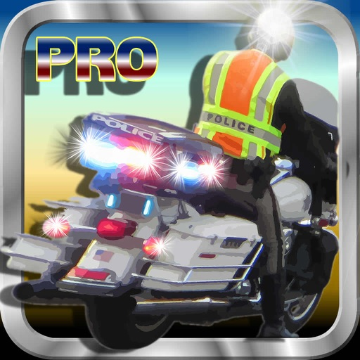 Adrenaline Police Chase Pro - Bike Jumping Escape icon