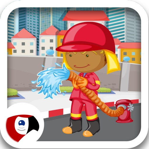 Daddy job - learn numbers with the professions and chore - Macaw Moon
