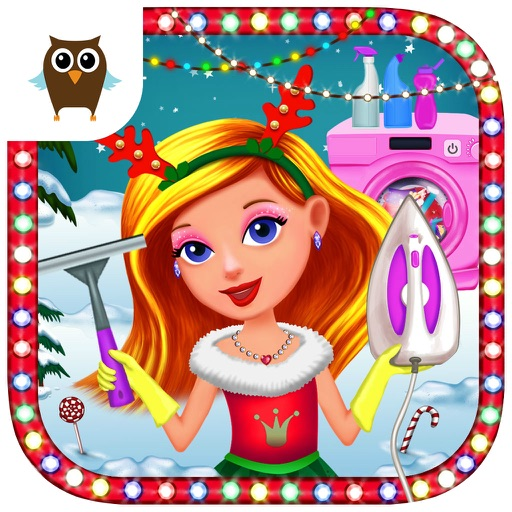 Princess Christmas Cleanup - No Ads