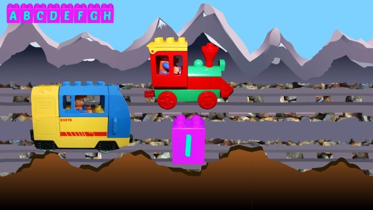 Alphanumeric Trains screenshot-4