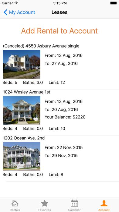OC Rental Finder screenshot four