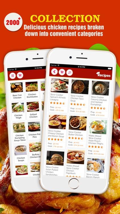 Yummy Chicken Recipes Pro