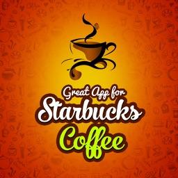 Great App for Starbucks Coffee