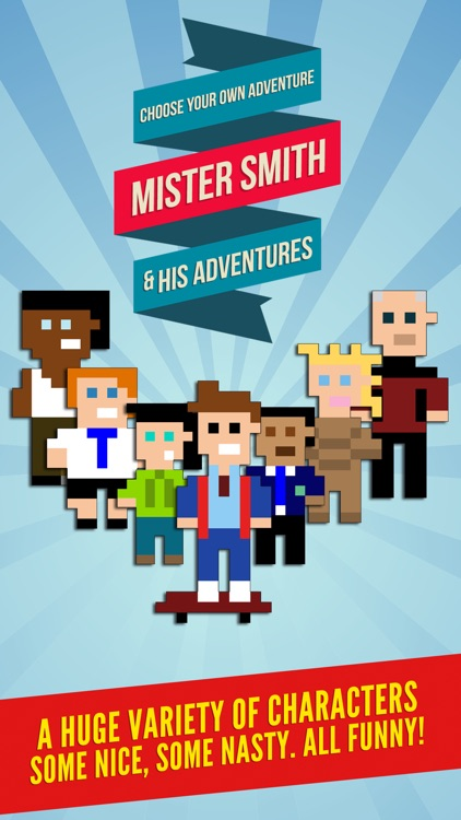 Mister Smith & His Adventures screenshot-4