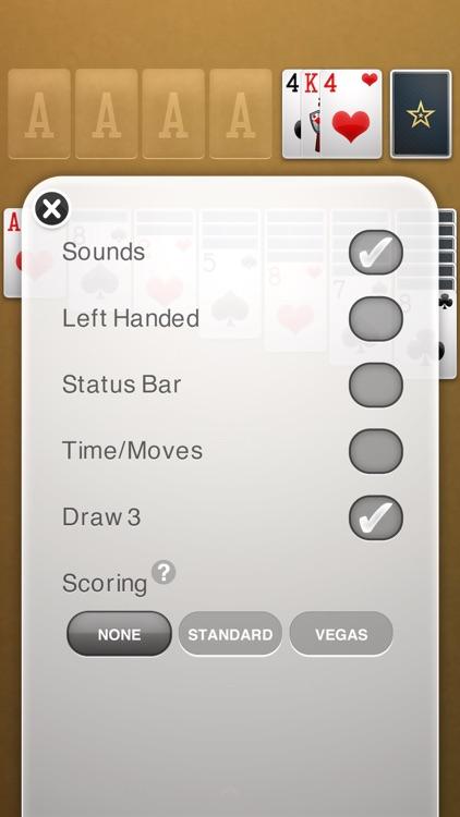 ⋆Solitaire+ screenshot-4
