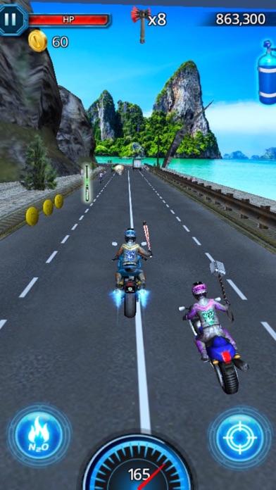 楽しいバイクのゲーム 最高のレースゲーム 無料でのおすすめ画像2