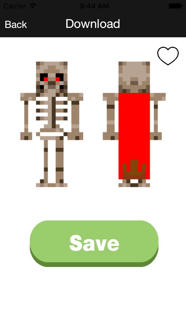 MineSkins Pro - Skin Capes for Minecraft PE (Pocket Edition) - App -  iosfans com App Store