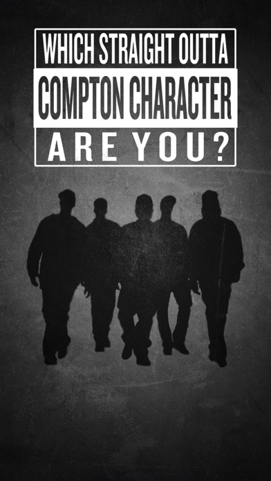 Which Character Are You? - Gangsta Hip-Hop Quiz for Straight Outta Compton free Resources hack