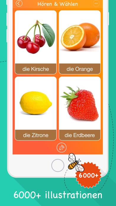 6000 Wörter - Spanische Sprache Lernen - KostenlosScreenshot von 5