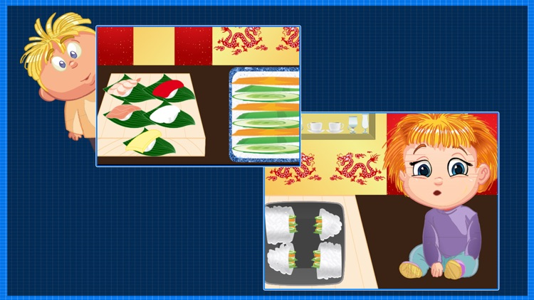 Sushi Maker – Make food in this cooking chef game for kids screenshot-4