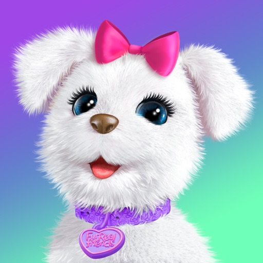 FurReal Friends Get Up & GoGo My Walkin' Pup iOS App