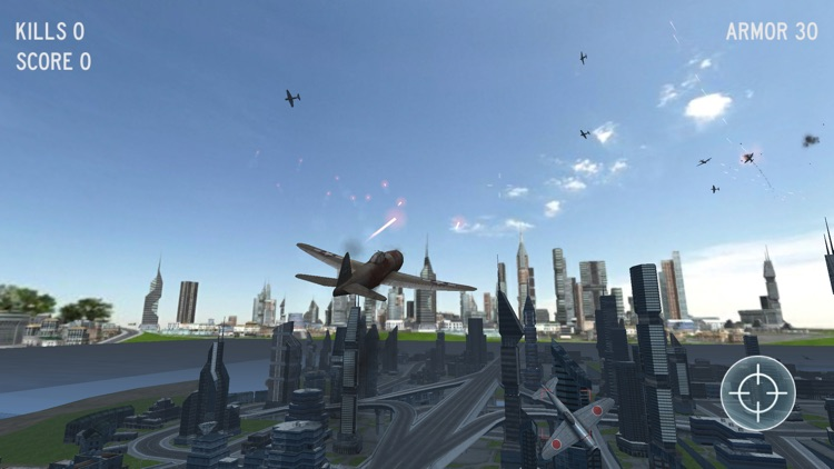 Planes: War Flight Sim 2016 screenshot-3