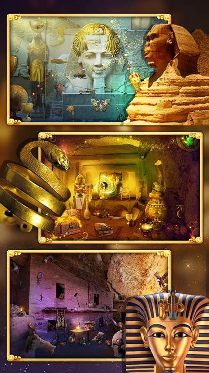 Treasure Hunt - A Hidden Object Mystery Game screenshot-3