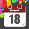 Geburtstagskalender mit Benachrichtigungen & Erinnerungen - Keinen Geburtstag mehr vergessen!