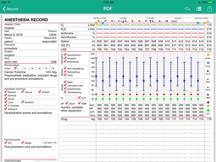 Medpad Veterinary screenshot-3