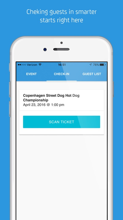 Event Check-in for Calendarize it!
