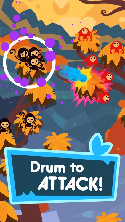 Jungle Rumble: Freedom, Happiness, and Bananas screenshot-1