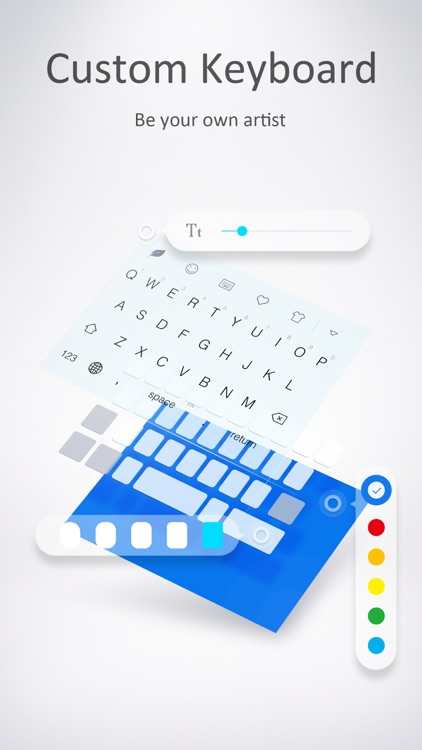 GO Keyboard Pro - 1000+ Emojis screenshot-2