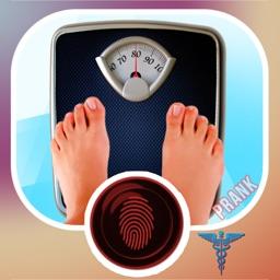 Weight Scanner Machine Prank