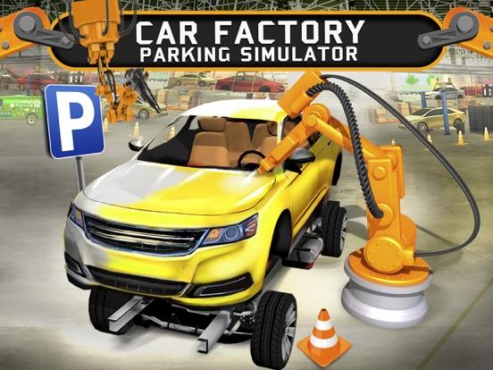 Car Factory Parking Simulator АвтомобильГонки ИгрыБесплатно на iPad