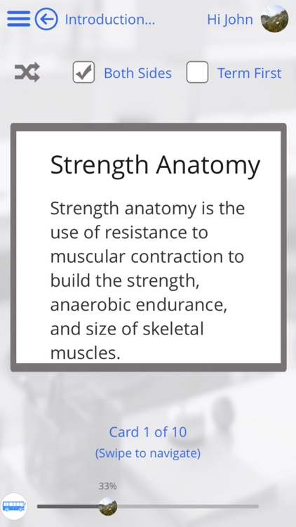Human Body Anatomy & Strength Anatomy by GoLearningBus screenshot-3